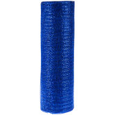 Metallic Deco Mesh Ribbon - 10""